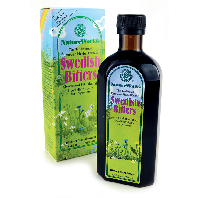 Nature Works - Swedish Bitters - 33.8 Oz